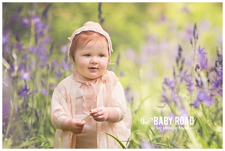 Roseburg One Year Child Portraits