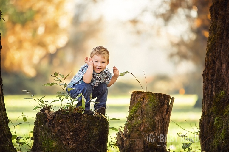 Southern Oregon Child Photographer